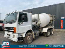 DAF CF truck used concrete mixer