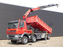 Camion DAF CF 85.460 benne occasion