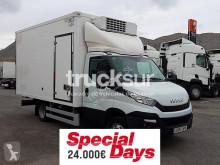 Camión frigorífico mono temperatura Iveco Daily 50C15