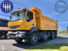 Lastbil vagn för stengrundsläggning Renault Kerax 520 DXI