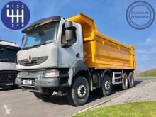 Camion Renault Kerax 460 DXI benne Enrochement occasion