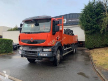 Camion Renault Kerax 380 plateau ridelles occasion