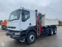 Lastbil Renault Kerax 320 DCI dubbel vagn begagnad
