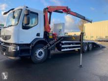 Camion trasporto macchinari Renault Premium Lander 380.26 DXI