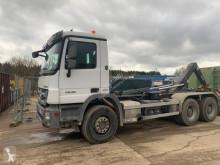 Camion Mercedes Actros 2636 benna per rottame usato