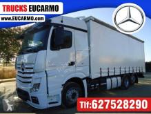 Camión tautliner (lonas correderas) Mercedes