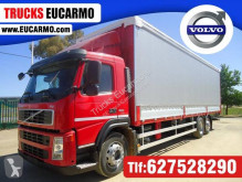Kamión plachtový náves Volvo