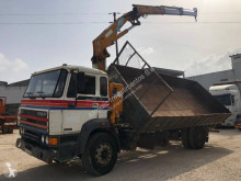 DAF two-way side tipper truck 2500