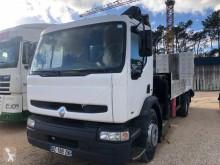 Camion Renault Premium 300.26 porte engins occasion