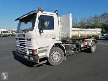 Camión Gancho portacontenedor Scania Non spécifié