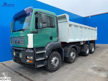 Camion MAN TGA benne occasion
