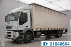 Lastbil skjutbara ridåer (flexibla skjutbara sidoväggar) Iveco Stralis 270