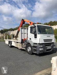 Camion Iveco Eurotech 190E27 cassone fisso usato