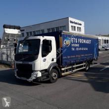 Camion Volvo FL 210 rideaux coulissants (plsc) occasion