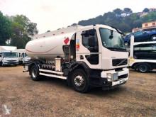 Volvo FE 260 truck used oil/fuel tanker