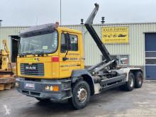 Kamion MAN 27.414 vícečetná korba použitý