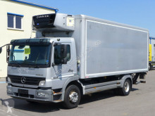 Teherautó Mercedes Atego Atego 1524*Carrier Supra 750*Klima*LBW*Klima* használt hűtőkocsi