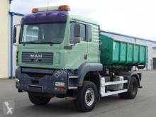 Camion multibenne MAN TGA TGA 18.48*Euro3*Multilift XR*Standheizung*