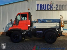 Camion spargisale Unimog U300 U300 Winterdienst Salzstreuer Wechsellenkung