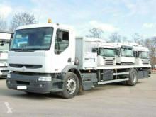 Vrachtwagen Renault Premium 320dci Plattform *Schaltgetriebe* tweedehands platte bak standaard