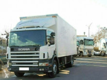 Camion Scania 94 D 300 Koffer *Opticruise* fourgon occasion