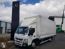 Camion savoyarde Mitsubishi Fuso Canter 7C15 4x2 Pritsche/Plane + LBW