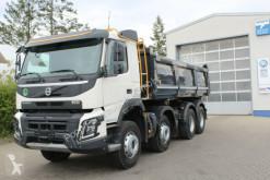 Lastbil Volvo FMX FMX 460 8x4 Meiler DSK*Bordmatik, EURO6C* tre vagnar begagnad