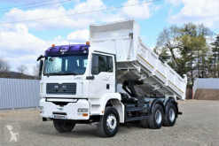 Camion MAN TGA 33.350 KIPPER 5,20m + BORDMATIC * 6x4! ribaltabile usato