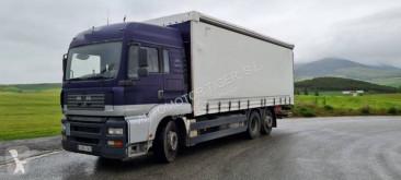 Camion rideaux coulissants (plsc) MAN 26.410