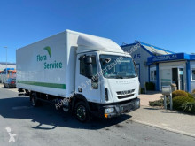 Camion Iveco Eurocargo 75E18 Eurocargo EEV Blumenkoffer Klima LBW fourgon occasion