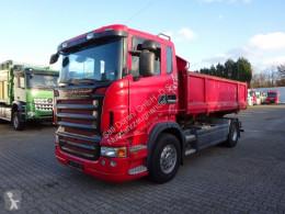 Camion benne Scania R R440 BDF-Kipper mit Bordmatik 4x2
