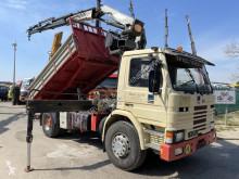 Camion Scania 112 ribaltabile usato