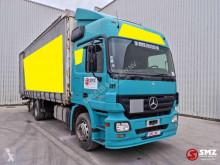 Camion Mercedes Actros 2532 Teloni scorrevoli (centinato) usato