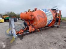 Vrachtwagen Stetter 6m3 - sur berce ampliroll tweedehands beton molen / Mixer