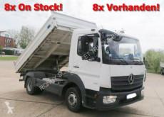 Mercedes Atego 818 K 4x2 818 K 4x2, 8x Vorhanden! truck used flatbed