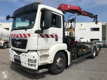 Camion MAN TGS 26.440 scarrabile usato