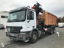 Camion Mercedes Actros 2641 scarrabile usato