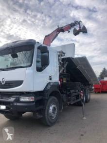Kamion dvojitá korba Renault Kerax 430 DXI
