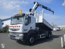 Camião tri-basculante Renault Kerax 380 DXI