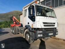 Camion telaio Iveco Trakker 260 T 36