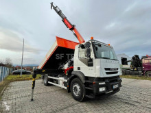 Camion Iveco Stralis benne occasion