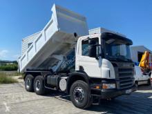 Camión volquete volquete bilateral Scania P 380