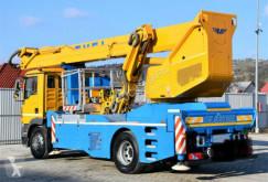 Camion MAN TGM 18.240 piattaforma aerea usato