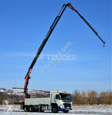 Camion plateau standard Volvo FM 460