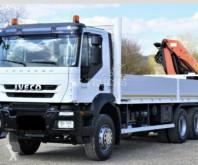 Kamion plošina standardní Iveco Trakker 360