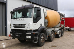 Camion Iveco Trakker 410 béton toupie / Malaxeur occasion