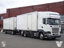 Autotreno Scania R 410 frigo monotemperatura usato