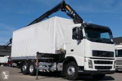 Lastbil flexibla skjutbara sidoväggar Volvo FH 380