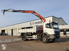 Camion ribaltabile trilaterale Mercedes Axor 1824 K