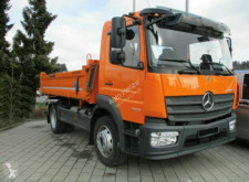 Camion ribaltabile trilaterale Mercedes Atego 1530 K 2-Achs Kipper Meiller